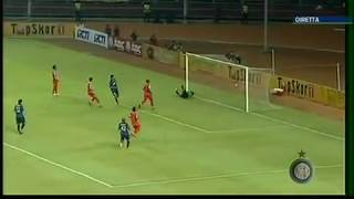 Indonesia Liga Selection 0-3 Inter | Highlights (24/05/2012)