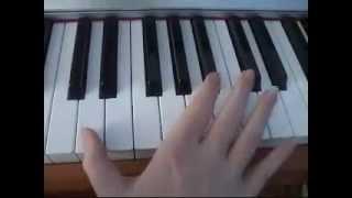 Requiem For A Dream на піаніно [відео урок]
