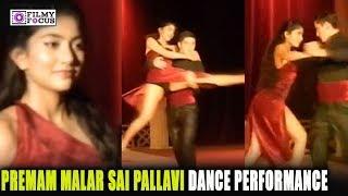 Premam malar Sai Pallavi  and Mind Blowing Tango Dance : Rare & Unseen