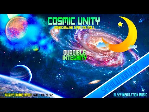 Sleep Meditation Music ★COSMIC UNITY★ (Cosmic Healing Series vol.1) (Epic Space Music) (Sleep Music) from YouTube · Duration:  2 hours 28 seconds