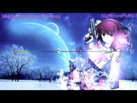 DJ Snake FT Bipolar Sunshine - Middle (Nightcore Revamp)