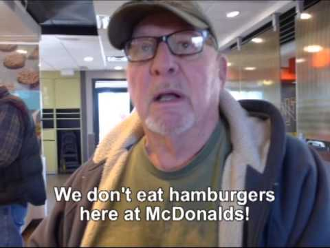 Don Elmer Gets McDonald's In KS On Southern Tour 2015