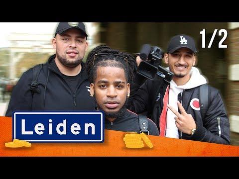 Overleven Zonder Geld tegen SUPERGAANDE en KEIZER | Leiden (1/2)