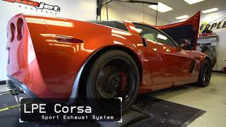 Lingenfelter LS7 Z06 660 HP Package