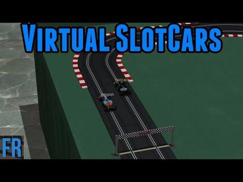 FailRace Plays -  Virtual SlotCars