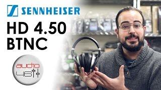 Sennheiser HD 4.50 BTNC. Bluetooth y cancelación de ruido a bajo coste