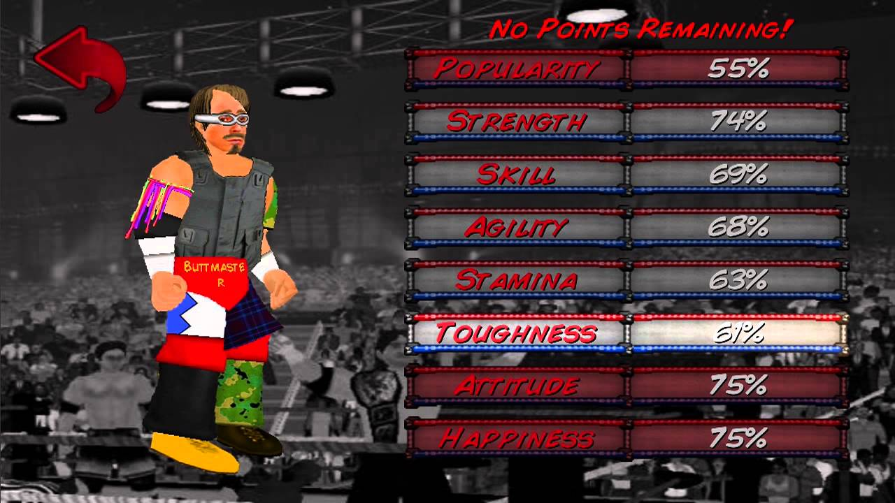 Test Chamber - Wrestling Revolution