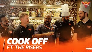 Cook Off Ft. The Risers | IPL 2021 | SRH