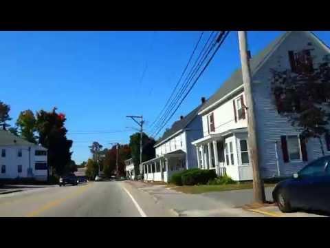 Driving Through - Jaffrey, NH