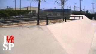 Charmette Bonpua Skate Plaza - Los Angeles - CA