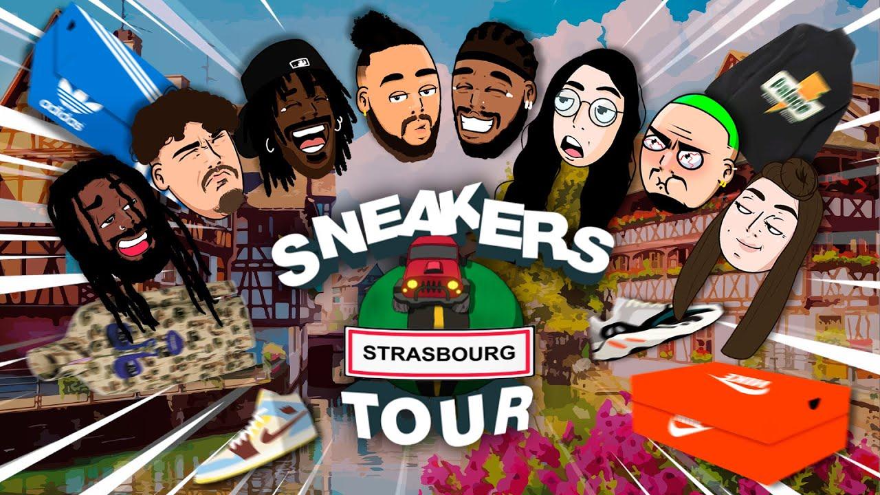 Download ON VISITE LES MEILLEURS SHOPS DE STRASBOURG ! (+ les Locaux de PUMA 😏)  l SNEAKERS TOUR 👟