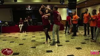 Lídio Freitas e Monique Marculano - Zouk - Dança Terê 2017