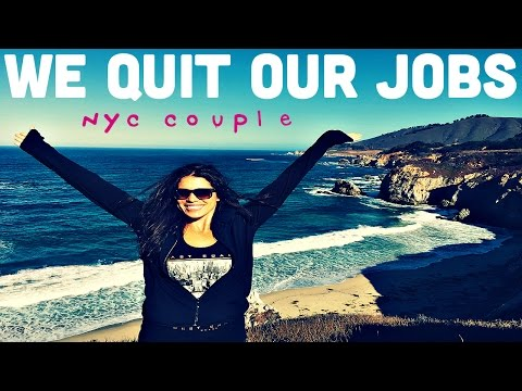 WE QUIT OUR JOBS TO TRAVEL THE WORLD // 16 DAYS