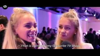 Lisa and Lena own TV Show ?  [ENGLISH SUBTITLES] | Interview