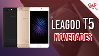 Leagoo T5 ◊ NOVEDADES ◊ Marcos Reviews