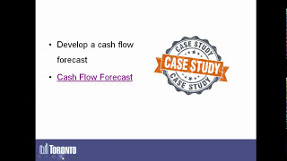 Module 7 - Cash Flow Forecast