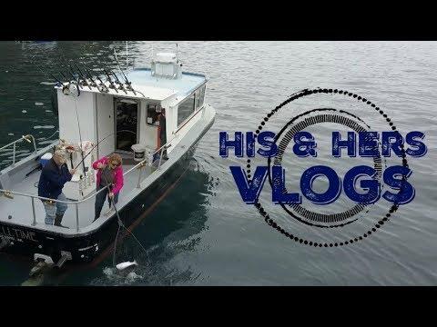 Alaska Life ~ How We Catch Salmon!