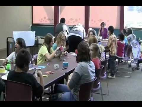 Rapid City Public Library Teen Duct Tape Workshop