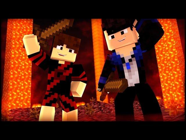Minecraft: Jump Pvp - Juan Reverso Vs Gah Reverso