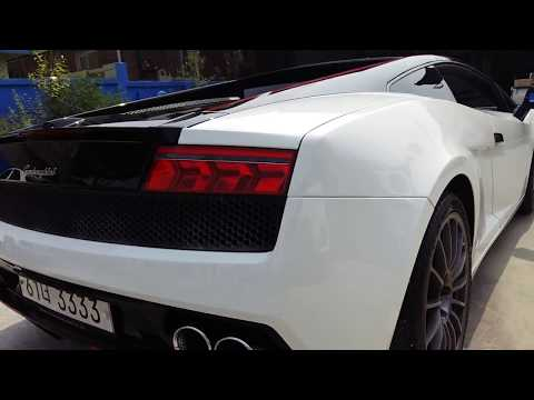 05:00 2010 Lamborghini Gallardo LP560 4 550 Hp V 10, 90° With DOHC