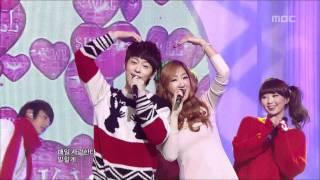 Repeat youtube video K.will, Sistar, Boy Friend - Pink Romance, 케이윌, 씨스타, 보이프렌드 - 핑크빛 로맨