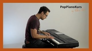 Robin Schulz - Prayer in C - Piano Cover (ft. Lilly Wood And The Prick)