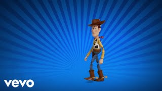 The Ballad of the Lonesome Cowboy (From Toy Story 4/Official Lyric Video)