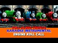 Roll Along Thomas - Thomas & Friends - 'Engine Roll Call' Instrumental Version