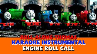 Roll Along Thomas - Thomas & Friends -