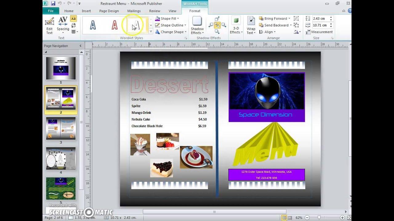how to use desktop publishing