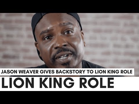 Tone Kapone - Chicago's Very Own Jason Weaver Tells the Story of Lion King