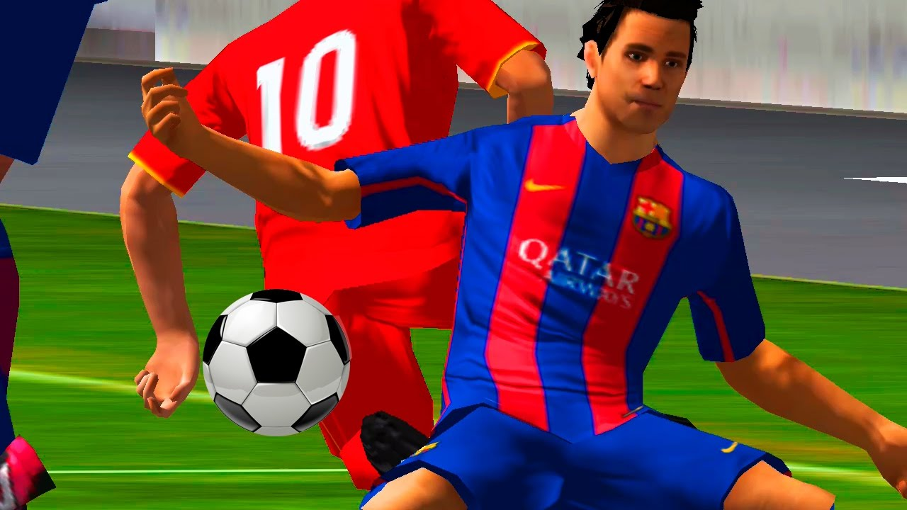 pes 2017 mobile android apk