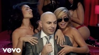 Смотреть клип Pitbull - Don'T Stop The Party Ft. Tjr