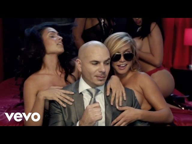 Pitbull - Dont Stop The Party ft TJR