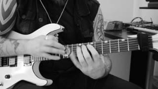 Andy James - Hurricane (Guitar lesson) Part 3