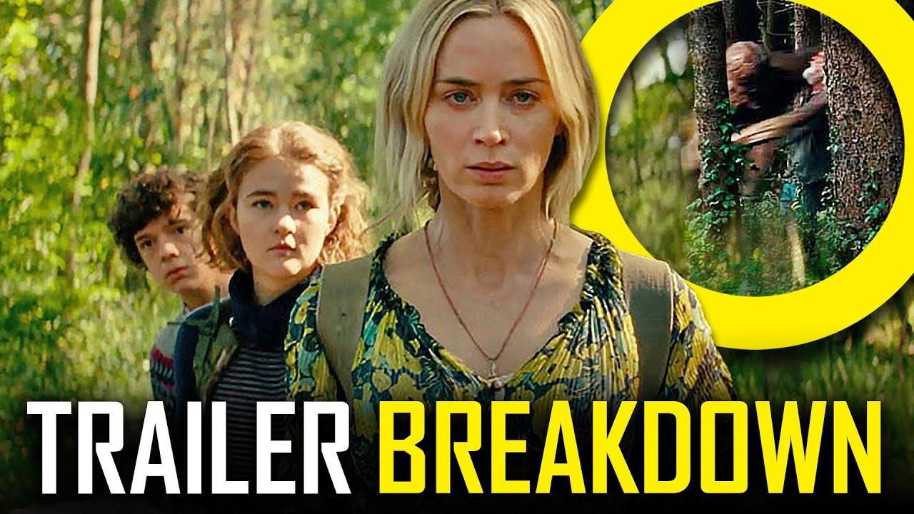 A Quiet Place Part II Final Trailer Breakdown: 20 Story Reveals ...