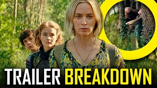 A QUIET PLACE 2: Trailer Breakdown & Everything We Know | Plot, Release Date, Cast & More
