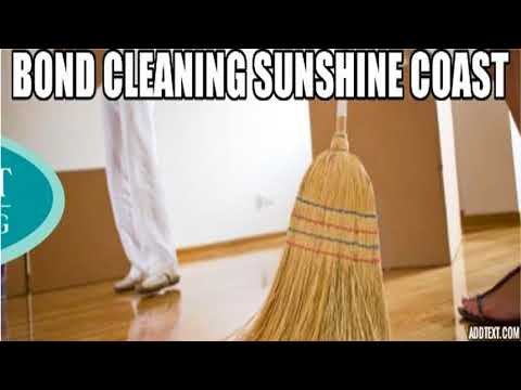 Best & affordable bond cleaning services company in and around Sunshine Coast
