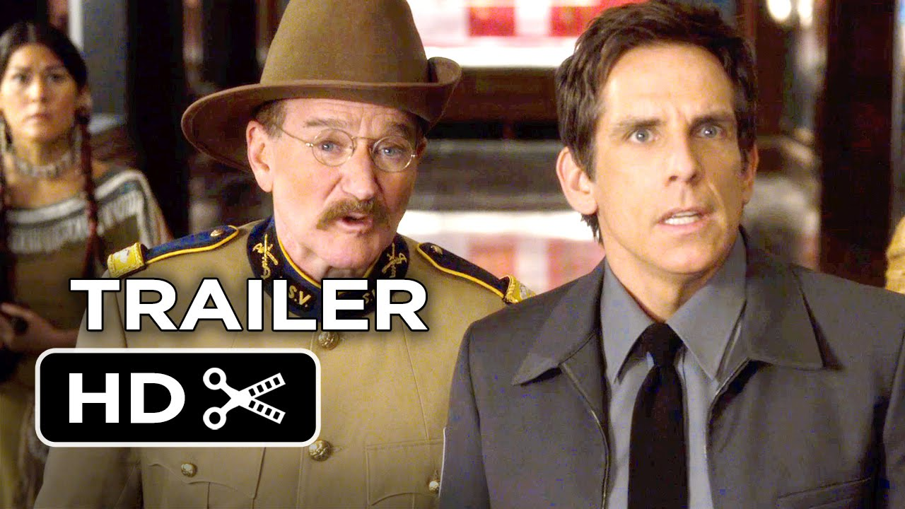 exclusive - night at the museum: secret of the tomb official trailer