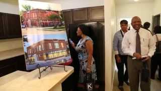 Grand Opening Knights of Pythias Lofts