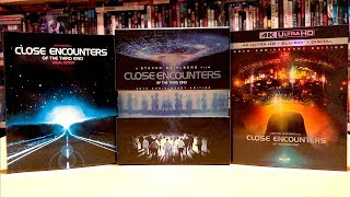 Close Encounters Of The Third Kind 40th Anniversary 4K UltraHD Edition Unboxing and Review