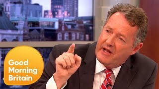 Piers Morgan's Most Passionate Outbursts | Good Morning Britain