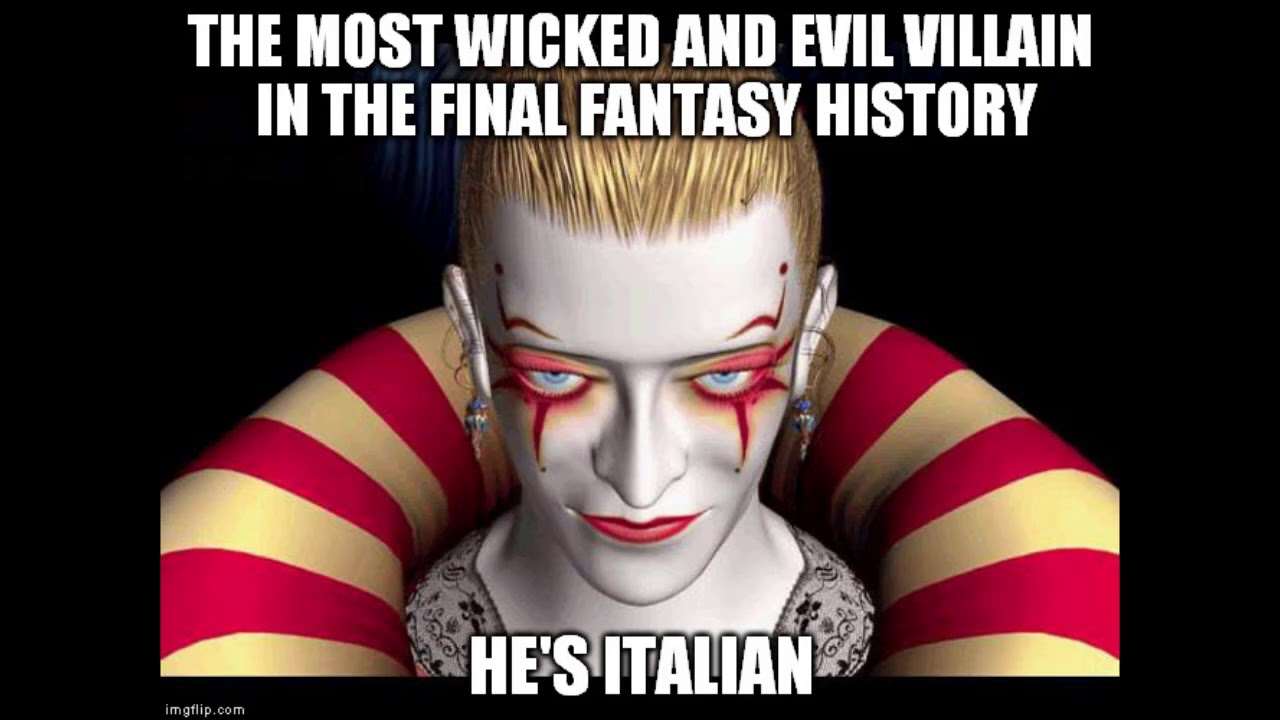 final fantasy memes youtube