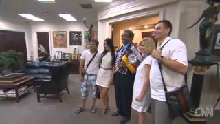 A Day in the Life of Don King Boxing Promoter