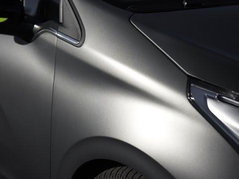 Peugeot 208 De Nouvelles Peintures Texturées Youtube