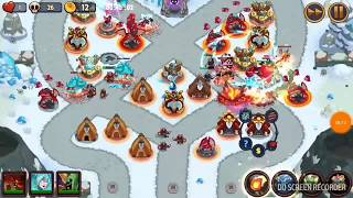 Realm Defense - World 2 - Easy tactic for 15+ min - The endless battle