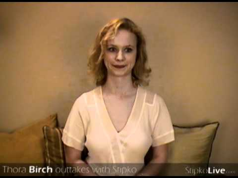 Thora Birch out takes with Stipko