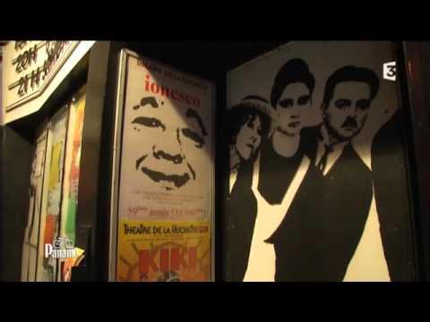 PANAME : Autour du Boulevard Saint Michel - 26'