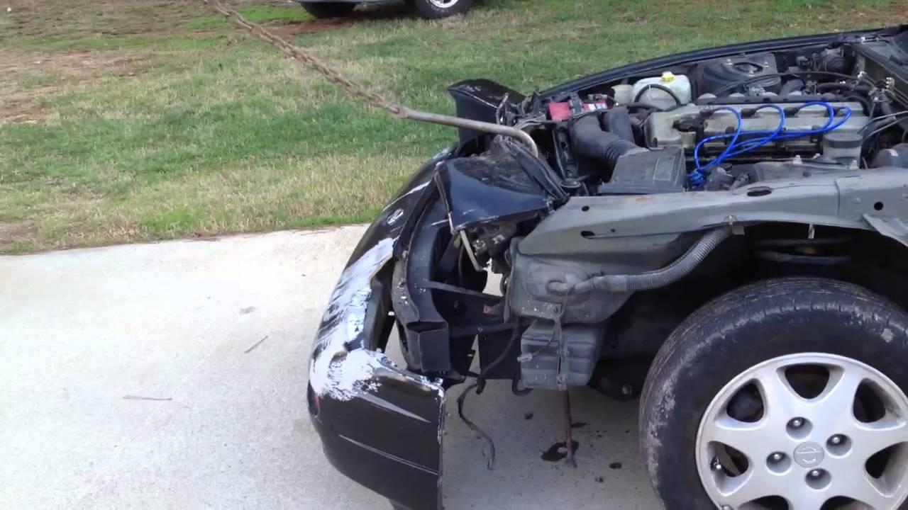 car frame damage repair