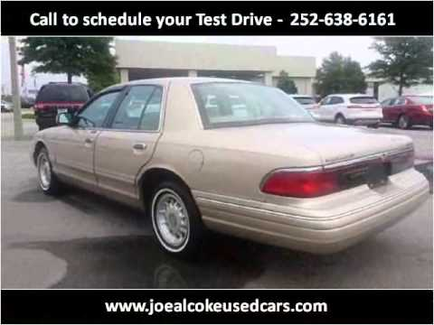 1997 mercury grand marquis used cars new bern nc youtube. Black Bedroom Furniture Sets. Home Design Ideas
